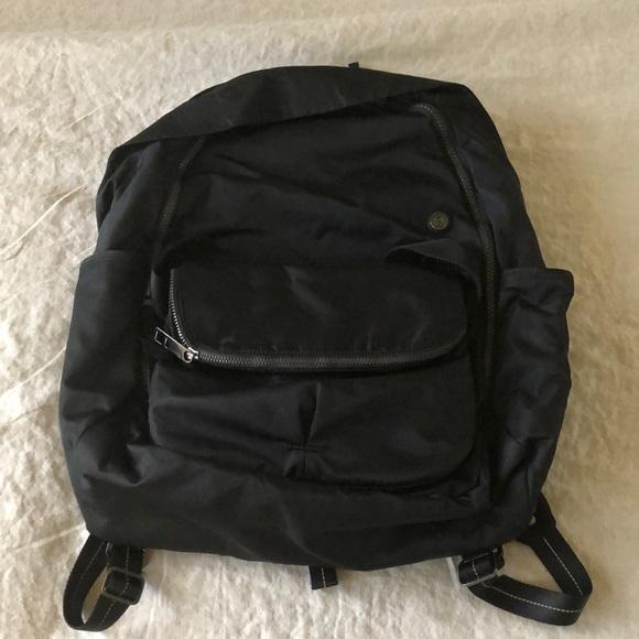 Lululemon Backpack with detachable purse